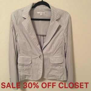 Cabi | Striped Jacket/Blazer